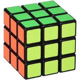 Shengshou 3x3x3 Wind Series Brain Teaser Speed Cube Puzzle, Black
