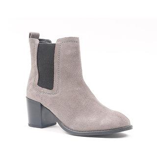 Carlton London Women Boots Grey