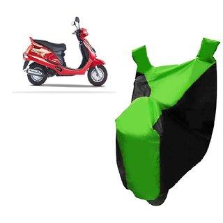 BLAYS Black-Green-Premium Matty Bike Body Cover For Mahindra  Duro