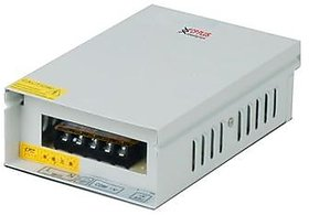 CP PLUS CP-DPS-MD100-12D 10Amp 12V DC 8 Channel Power Supply