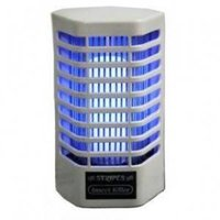 Hanumex GOOD QUALITY Combo Offer Set Of 2 Pcs. Electronic Mosquito N Insect Killer Cum Night Lamp (WHITE AND BLUE)