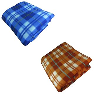 Z Decor Buy 1 Get 1 Free Polor Fleece Blanket