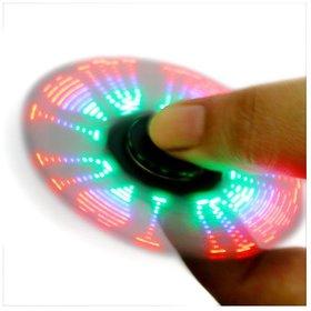 Led Light Hand Spin Different Led Light Styles Torqbar Finger Toy