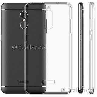 ECS Transparent Soft Back Case Cover For Huawei Honor Holly 4