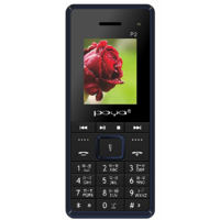 Poya P2 (Dual Sim, 1.8 Inch Display, 1000 MAH Battery, - 131403576