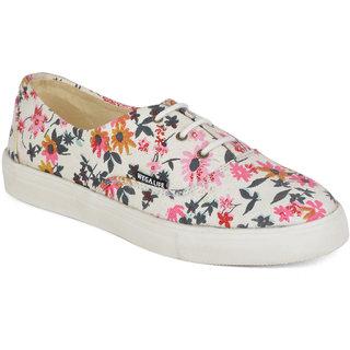 Wega Life Women's White Sneakers