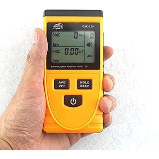 Aeoss Digital LCD Electromagnetic Radiation Detector Dosimeter Tester EMF Mobile Meter Counter