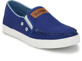 Men's Blue Loafer