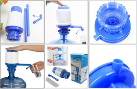 Right Traders BOTTLED WATER DISPENSER Drinking Water PUMP WATER Hand Press Pump