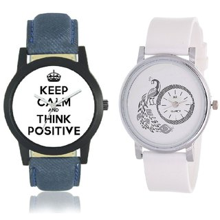branded Fancy Positive More Analog watch