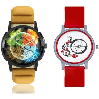Special Jackpot Offer Of Red Peacock Winning Combo Watch