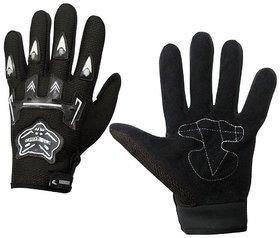 Knighthood Riding Gloves Black05