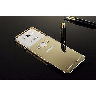 ... Samsung Galaxy J5 Case Cover Luxury Metal Bumper Acrylic Mirror Back Cover Case For Samsung Galaxy