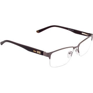 Redex Black Rectangle Spectacle Frame 284