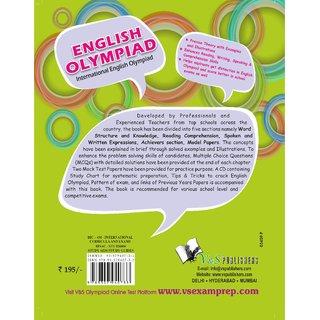 INTERNATIONAL ENGLISH OLYMPIAD - CLASS 5