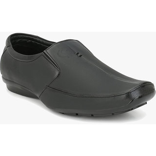 Eego Italy Wide Fit Formal Slip On Shoes