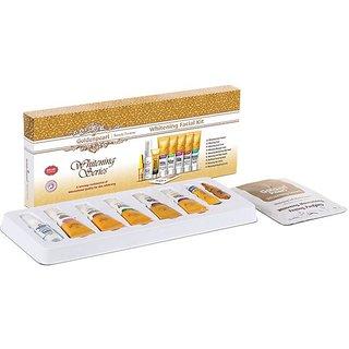 Golden Pearl WHITENING FACIAL TRAIL KIT FOR BRIGHTER  FRESH SKIN (Pack Of 1)