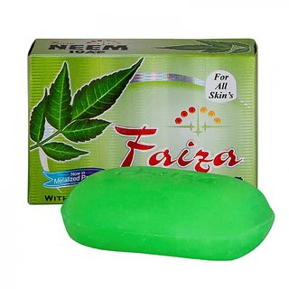 Faiza Beauty Neem Soap 100g (Pack Of 1)