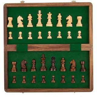 Triple S Handicrafts 7 inch Magnetic Collectible Chess Board Game