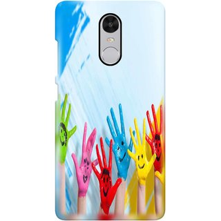 Mobile Cover Printed Back Cover For Redmi Note 4