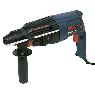 Bosch GBH 2-26 RE SDS Plus 2-Mode Rotary Hammer Drill, 800 watts, 26mm, 0-611-251-755