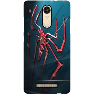 Unity Fiv Back Cover for Redmi Note 3/ 3D Printed Back Cover for Redmi Note 3/ Redmi Note 3 Back Cover
