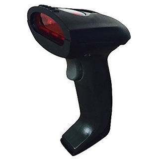 Pegasus PS1110WS 1D Wireless Laser Barcode Scanner