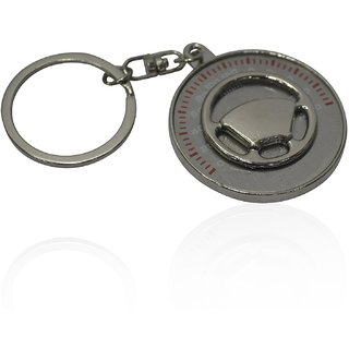 G Gandia Steering Wheel Metal Collectible Key Chain