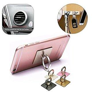 Rotate Metal Finger Ring Mobile Holder for Smart phone