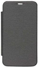 Micromax Canvas Selfie A255 Flip Cover Color Black