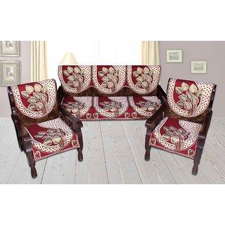 Manvi Creations Sofa cover