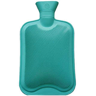 Health Care System Rubber Hot Water Bottle 1.5 L  (Assorted Colors)