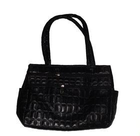 Forever Womens's hand bag(black)