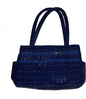 Forever Womens's hand bag(blue)