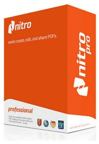 Nitro Pro 10 - PDF Viewer, Creator, Editor, Converter eDelivery by Email