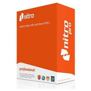 Nitro Pro 10 - PDF Viewer Creator Editor Converter eDelivery by Email