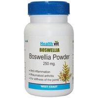 Buy 1 Get 1 Free  HealthVit Boswellia Powder 250 Mg 60 Capsules (Pack Of 2)