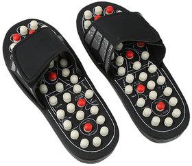 Gaurav Mart Accu Paduka Foot Massager Acupressure Massage Slippers Leg Foot Massager Unisex
