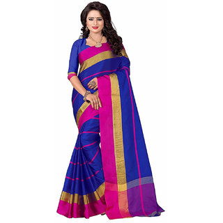Risera Cotton Silk Woven Bollywood Women's Saree