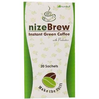 Nutrabuff nizeBrew Instant Coffee 40 g
