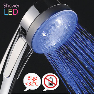 HD Interio Acrylic Hand Shower with stainless steel 1.5 meter tube