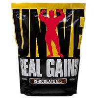 Universal Nutrition Real Gains - 6.85 Lb (Chocolate Sha