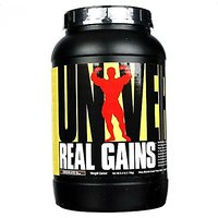 Universal Nutrition Real Gains - 3.8 Lb (Chocolate Ice