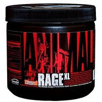 Universal Nutrition Animal Rage Xl - 30 Servings (Mango