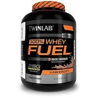 Twinlab 100% Whey Fuel Nutritional Shake, Double Chocol