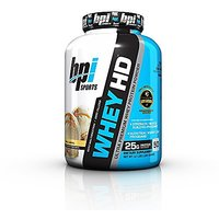 BPI Sports Whey HD 100% Protein Isolate - 2.26 Kg (Vani