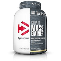 Dymatize Nutrition Super Mass Gainer - 6 Lbs (Gourmet V - 131840410
