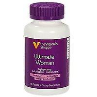 Vitamin Shoppe Ultimate Woman Multivitamin - 90 Tablets