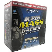 Dymatize Nutrition Super Mass Gainer - 12 Lbs (COOKIES