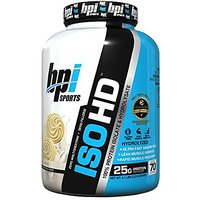 BPI Sports ISO HD 100% Protein Isolate And Hydrolysate